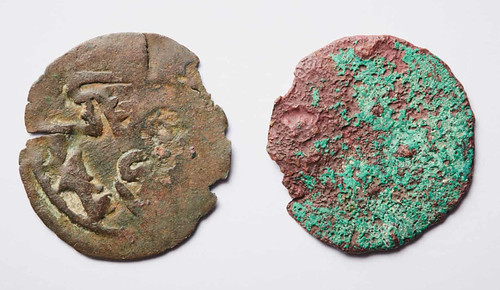 Australian African coin find comparison