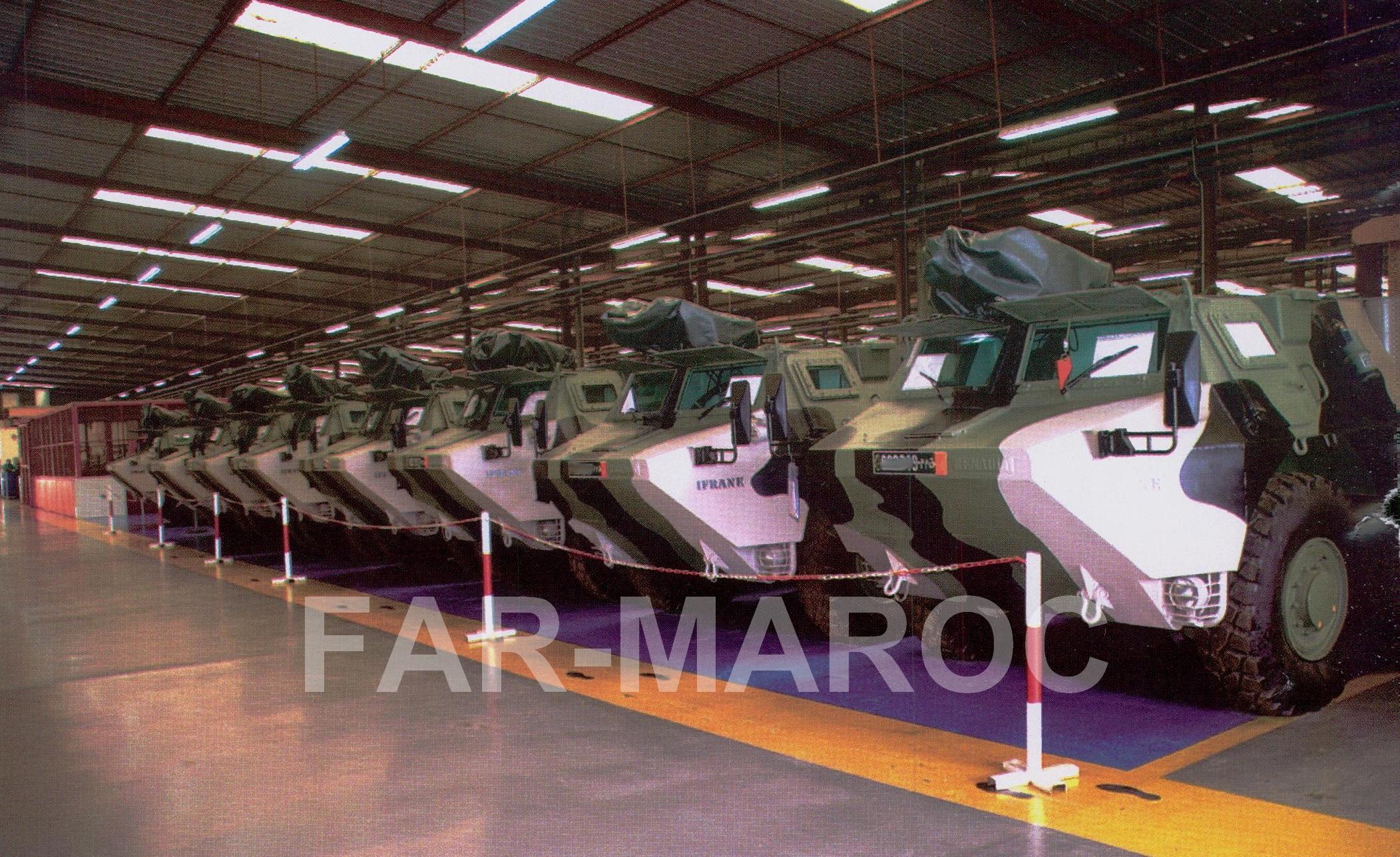 Renault VAB VTT et VCI des Forces Armées Royales 47780013662_e0dc3b72eb_o