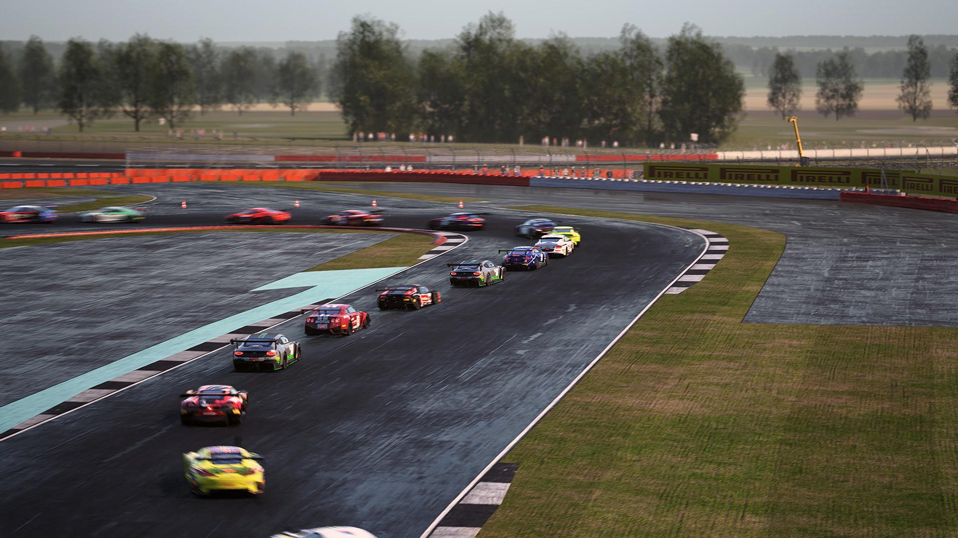 Assetto Corsa Competizione Silverstone 8