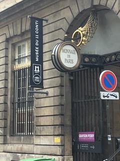 Monnaie de Paris 1 entrance