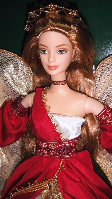 2001 Holiday Angel Barbie (5)