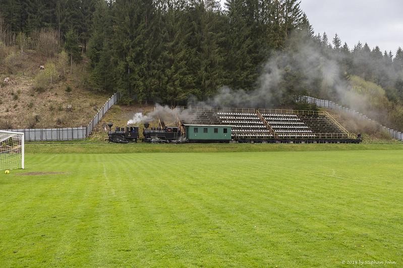Waldbahn Čierny Balog