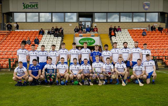 Armagh v Monaghan - Nicky Rackard Cup 2019