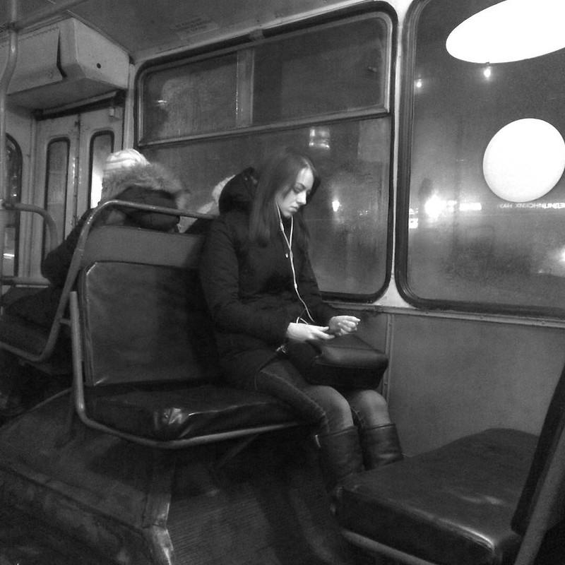 Зимний транспорт