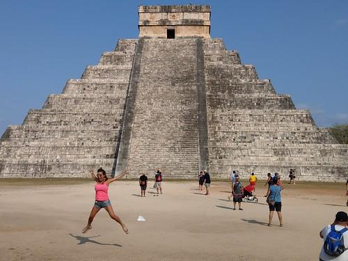 from Chichén Itzá to Uxmal