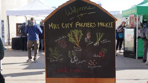 May 4, 2019 Mill City Farmers Market