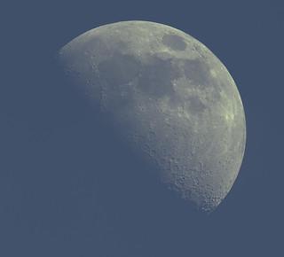 Daylight Moon - 120519