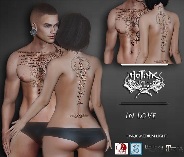 .: HoTiNK :. In Love Tattoo