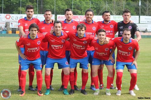 CD.ARENTEIRO VS UD.OURENSE