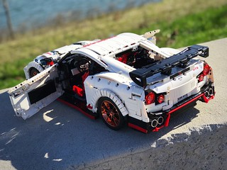 Nissan GT-R - custom door design | by loxlego