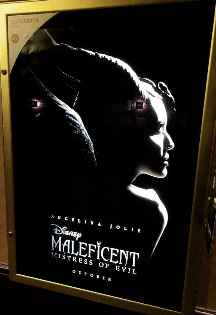 Maleficent Mistress Of Evil Movie Poster 8002 Maleficent M