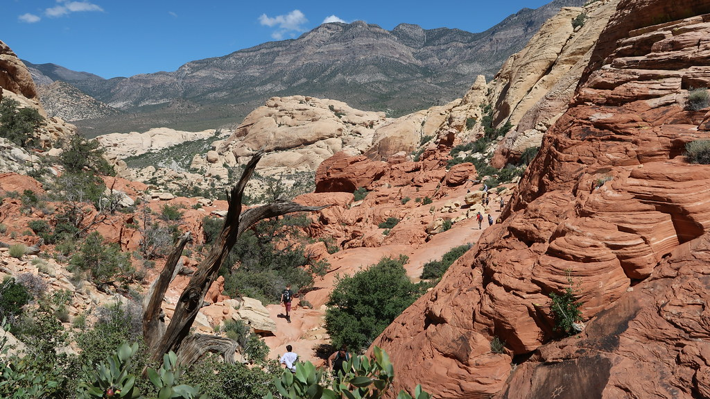 Red Rock Canyon - Calico Tanks