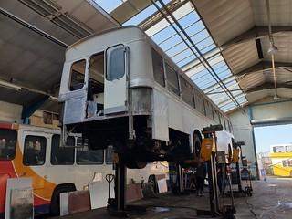 OWC720M Blue bus services 1812