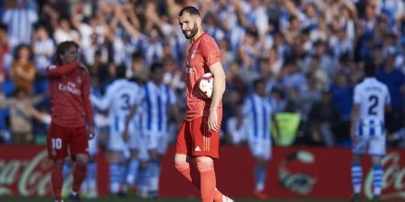 Real Madrid Gagal Rebut Juara Dua Liga Spanyol 2018-2019