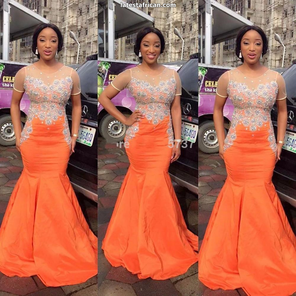 Last Aso Ebi Styles Collection For Evening Party