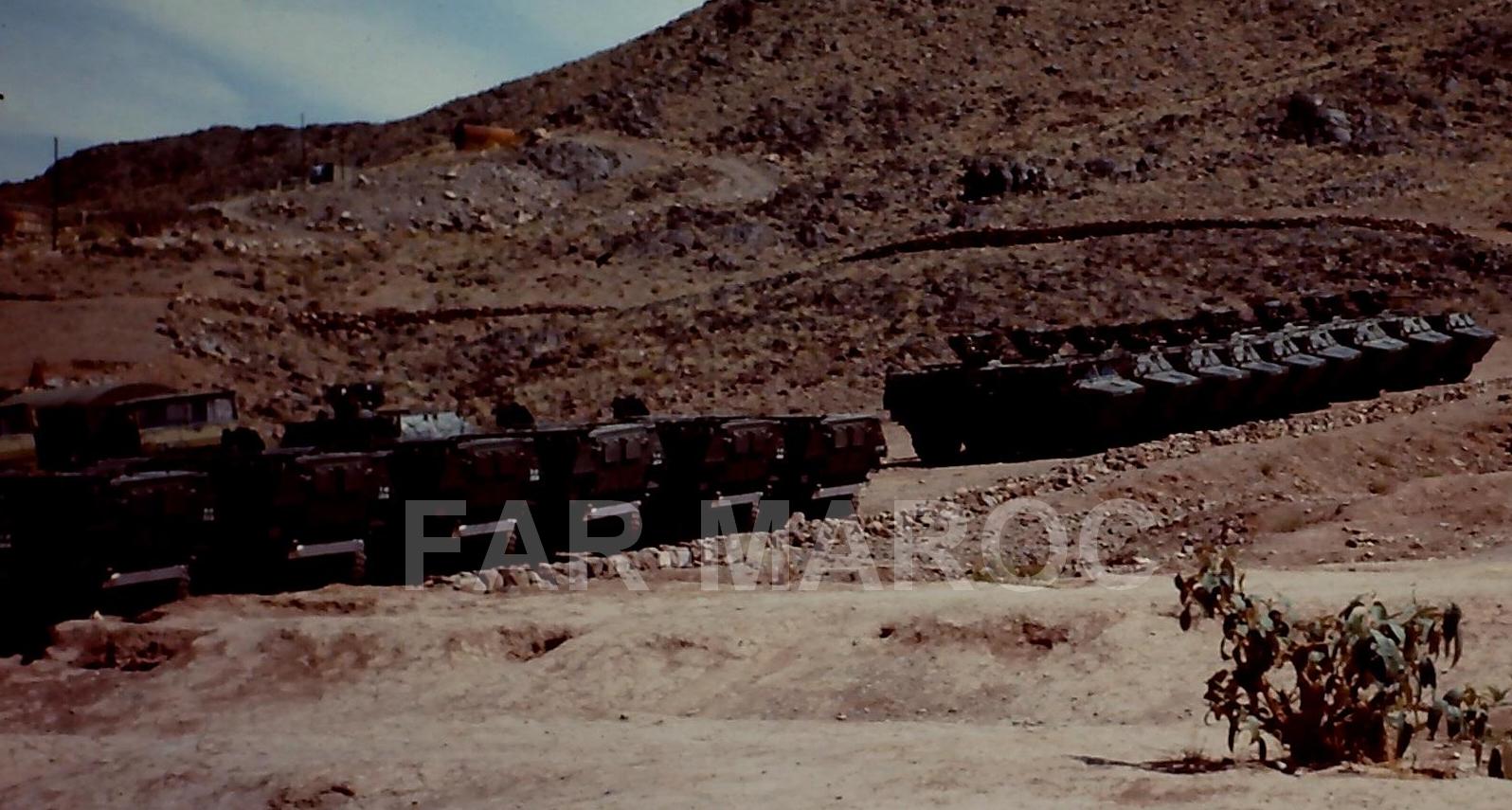 Renault VAB VTT et VCI des Forces Armées Royales 47784827632_148885ec9b_o