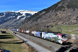 "Lokomotion 193 773 ""150 Jahre Brennereisenbahn"" Luggau (1872nII)"