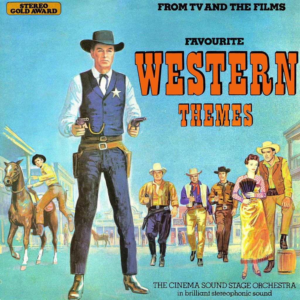 Cinema Sound Stage Orchestra - Favorite Western Themes