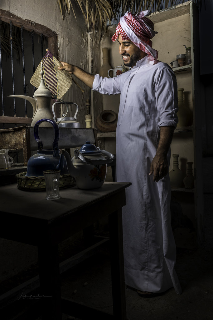 Arabic  coffee maker