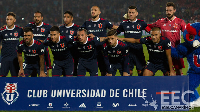 Universidad de Chile 1 - Coquimbo Unido 1