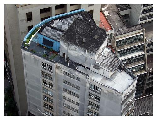 southamerica brasil saopaulo centre ruaboavista highrisesofficebuilding rooftop