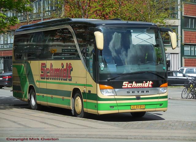 Schmidt 2007 Setra S416 VD89893