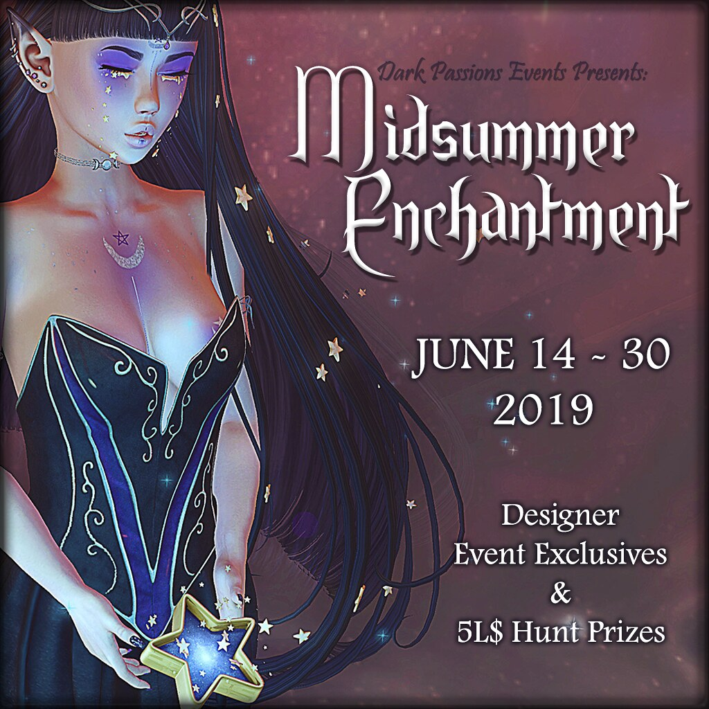 Midsummer Enchantment – 2019 – Square