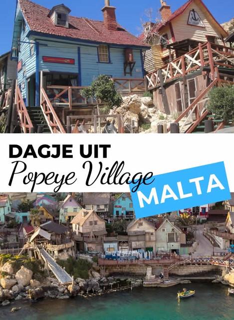 Popeye Village Malta: net als in de film | Malta & Gozo