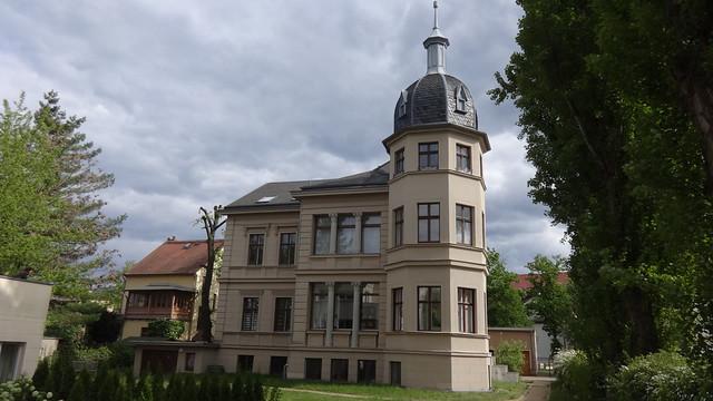 1871/74 Berlin Villa Hoflieferant Ferdinand Schwartz von William Müller Fürstenwalder Damm 444 in 12587 Friedrichshagen