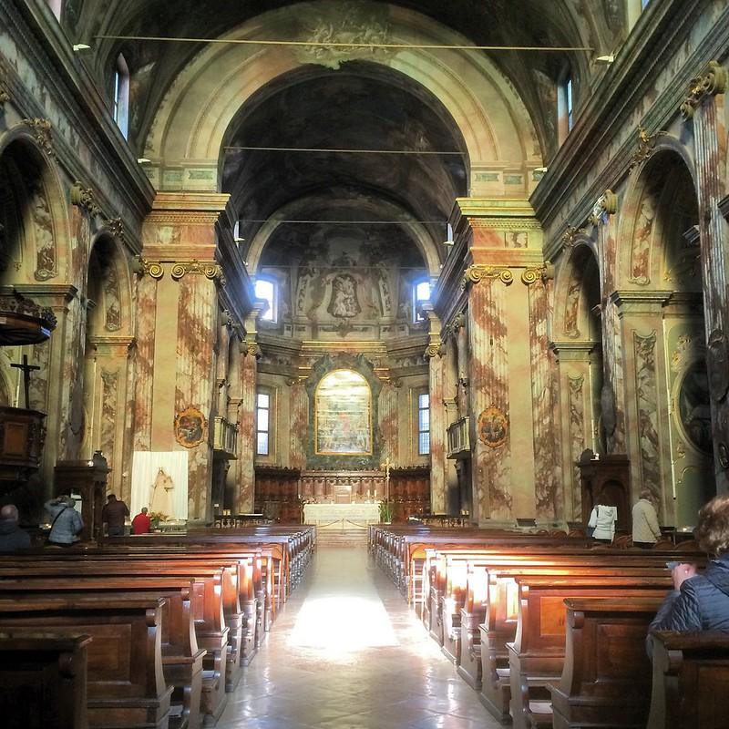 Сан-Барталомео э Стефано в Бернамо