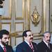 2019-04-30 Elysée, Entretien avec le Roi du Bahrein M.Hamed ben Issa Al Khalifa - NON UTILISABLE PAR LA PRESSE SANS ACCORD -