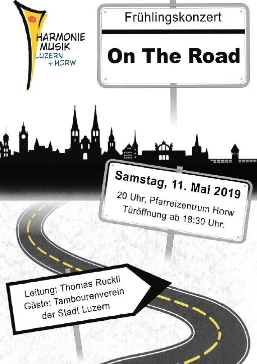 Frühlingskonzert im Pfarreizentrum Horw (11.05.2019)