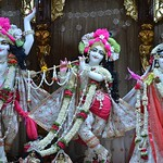 ISKCON Bangalore Deity Darshan 06 May 2019