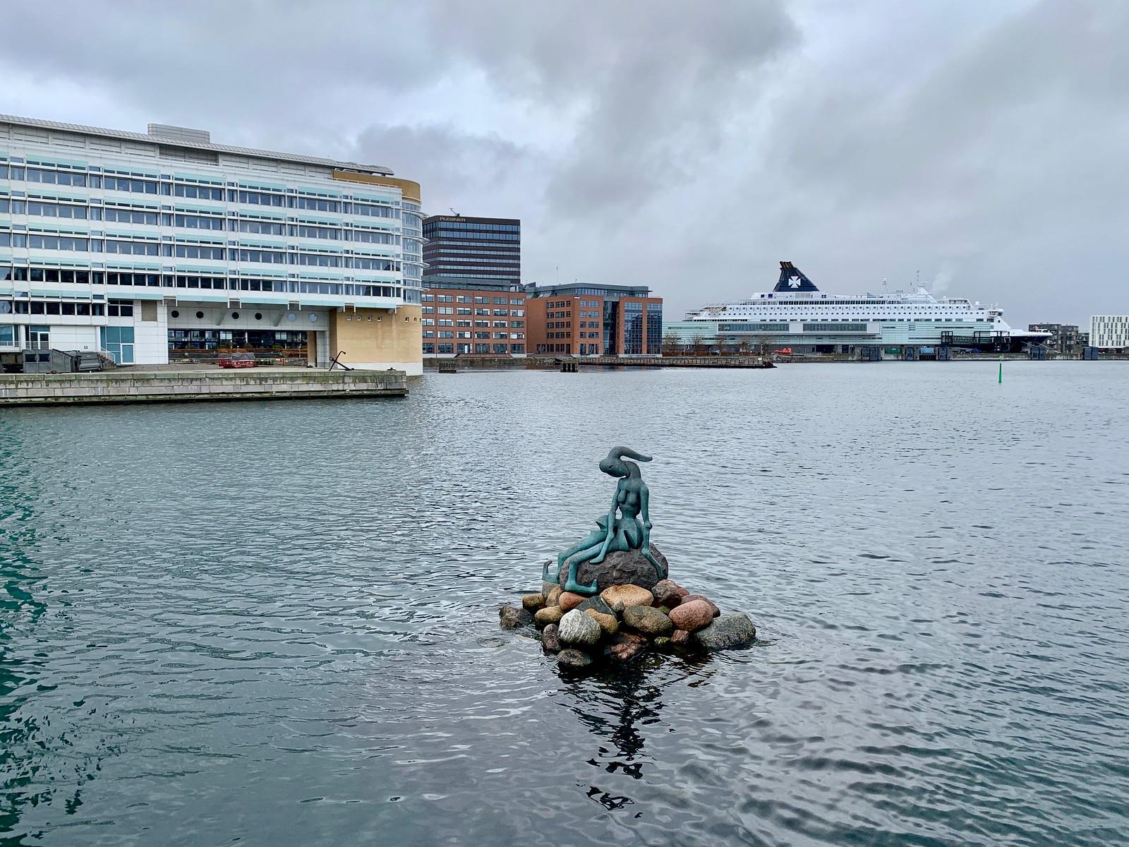The Genetically Modified Little Mermaid - Copenhagen