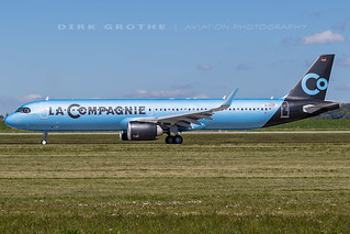LaCompagnie_A321neo_F-HBUZ_20190513_XFW-1   by Dirk Grothe   Aviation Photography