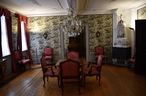 Goethe House Dining Room. From History Comes Alive in Frankfurt am Main