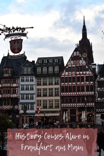 New Frankfurt Old Town. From History Comes Alive in Frankfurt am Main