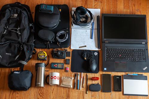 Asst. Art Director's Tool Bag