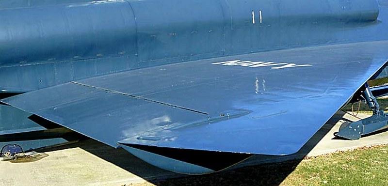 Convair YF-2Y 바다 Dart00007