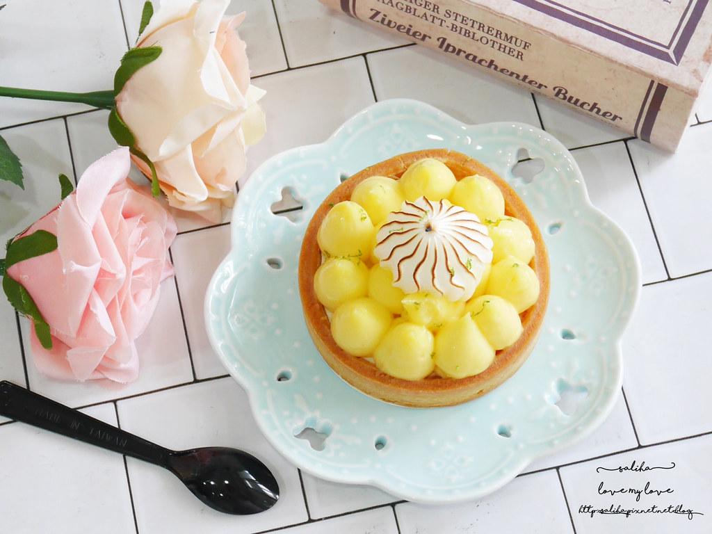 台北車站伴手禮彌月蛋糕長條蛋糕下午茶甜點推薦法國的秘密甜點 (16)