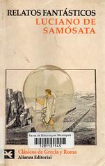 Luciano de Samósata, Relatos fantásticos