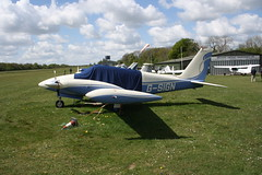 G-SIGN Piper PA-39-160 [39-8] Popham 040519