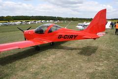 G-CIRY Evektor EV-97 [2015-4222] Popham 040519