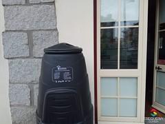 """Ação de """"compostagem doméstica"""" de 9 de maio"""