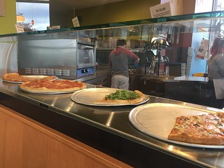 Pagliacci Pizza, Seattle   by beingjellybeans