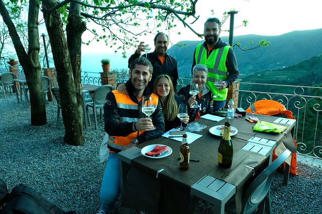 Italy 500Miles 2019 C.P.2 Monterosso