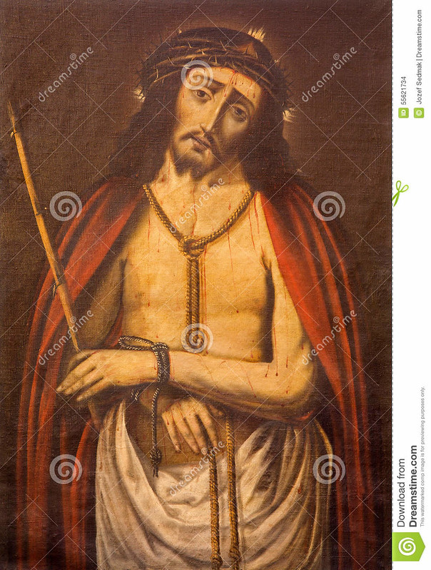 granada-tortured-jesus-christ-painting-church-iglesia-del-sagrario-unknown-artist-spain-may-55621734