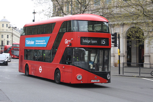 Go-Ahead London LT398 LTZ1398