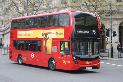 Go-Ahead London EH166 YX67VFL