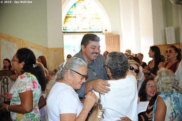 Missa especial em homenagem ao Dia das Mães na Paróquia de Ipu